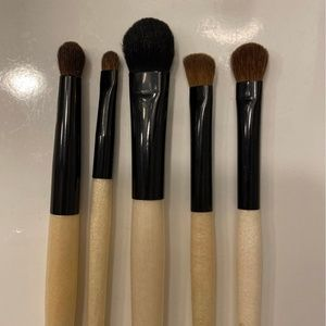 Bobbi Brown eyeshadow brush set